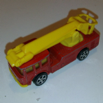 CORGI JUNIORS WHIZZ WHEELS SIMON SNORKEL FIRE ENGINE